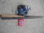 Combo Daiwa Harrier + Mul. Crossfire